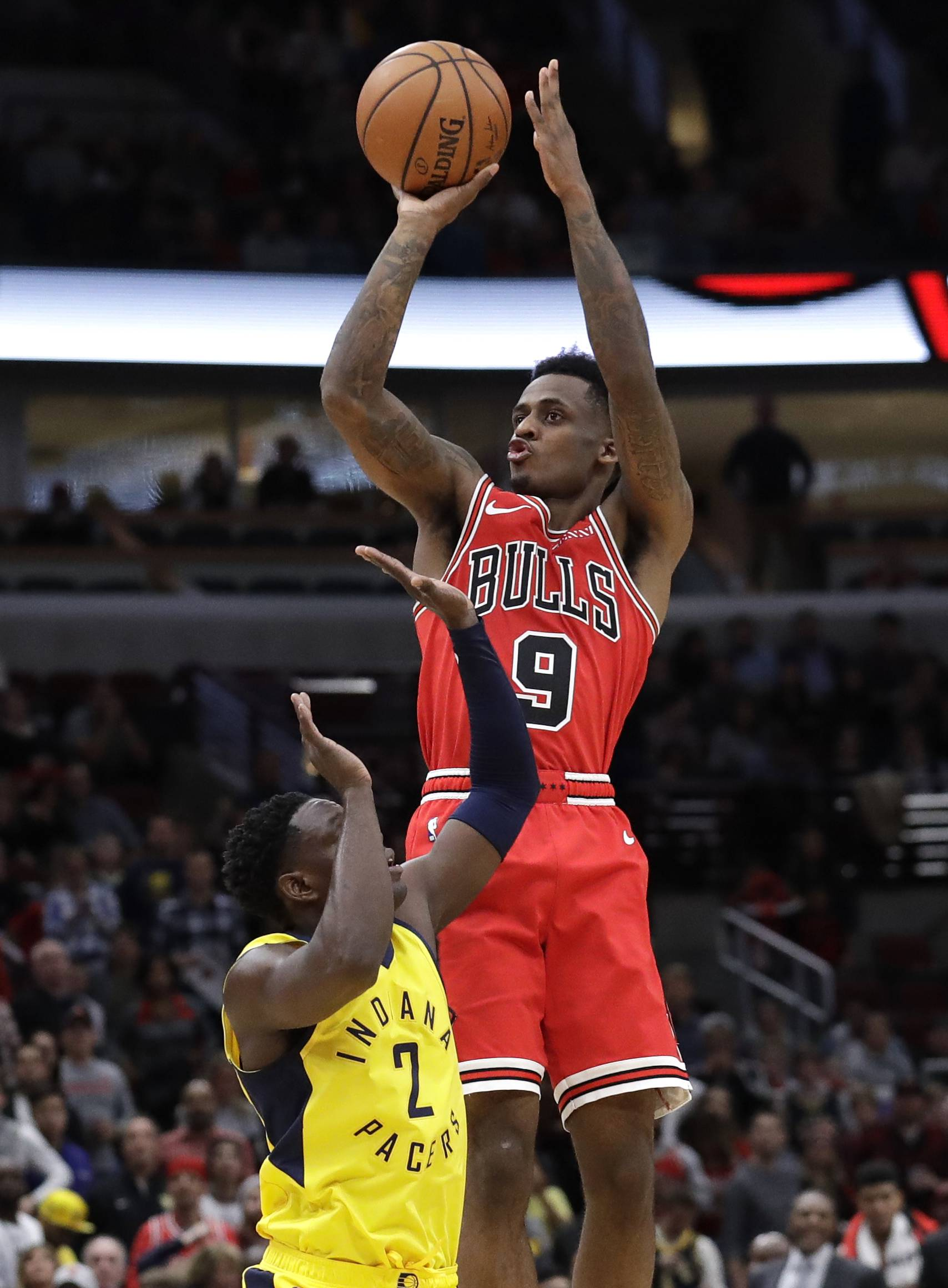 Chicago Bulls' Blakeney finds instant offense formula