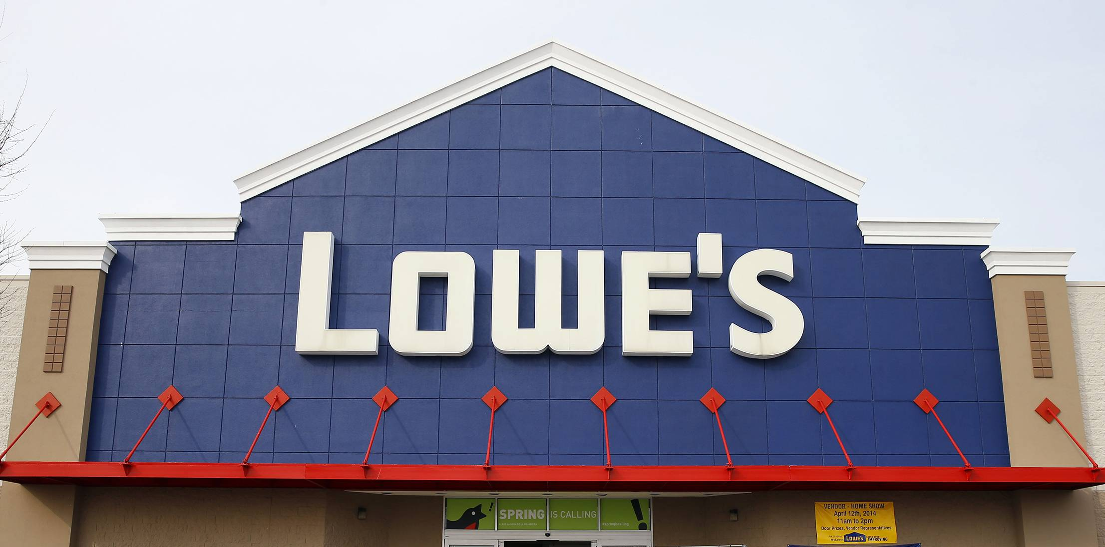 Lowe's is closing 51 stores in the United States and Canada, including its Gurnee location.
