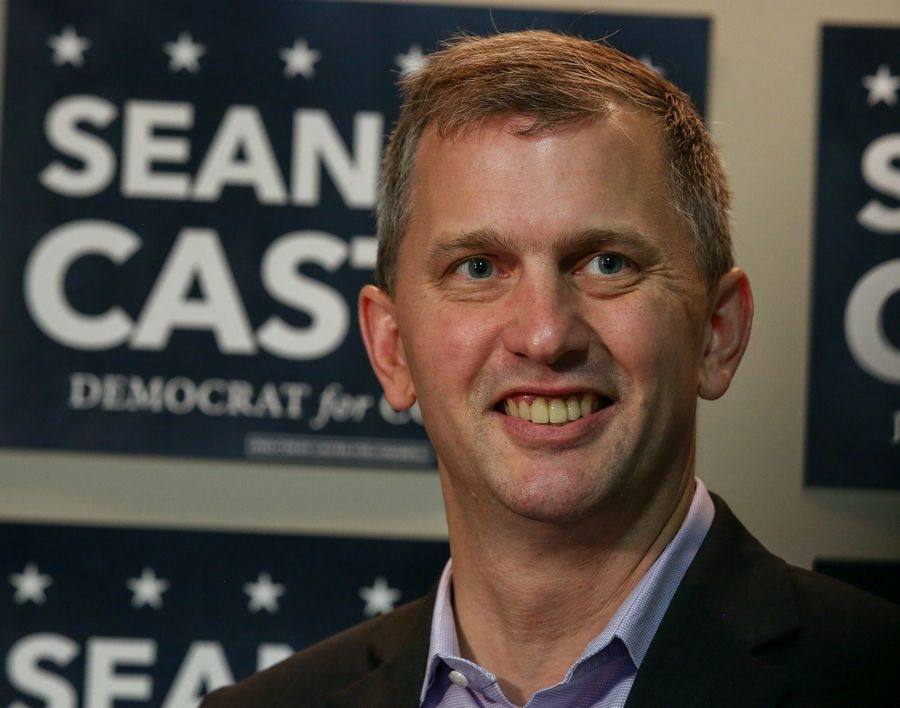 Democrat Sean Casten thanks suburban women and grass-roots groups who propelled his 6th Congressional District campaign to victory on the issues of climate change, health care and gun control. See more at dailyherald.com/video.