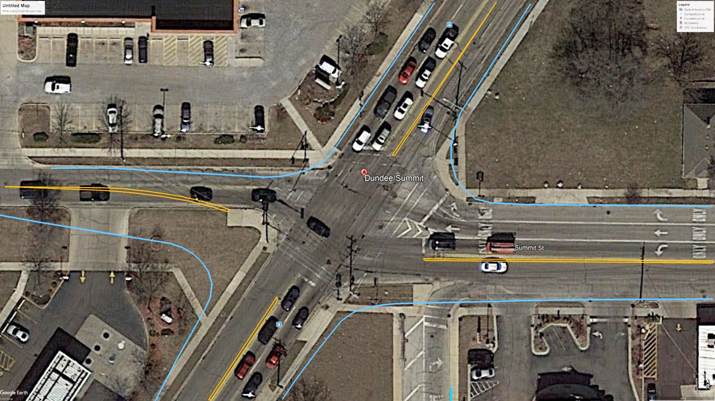 Elgin council looks at proposed Dundee/Summit alignment