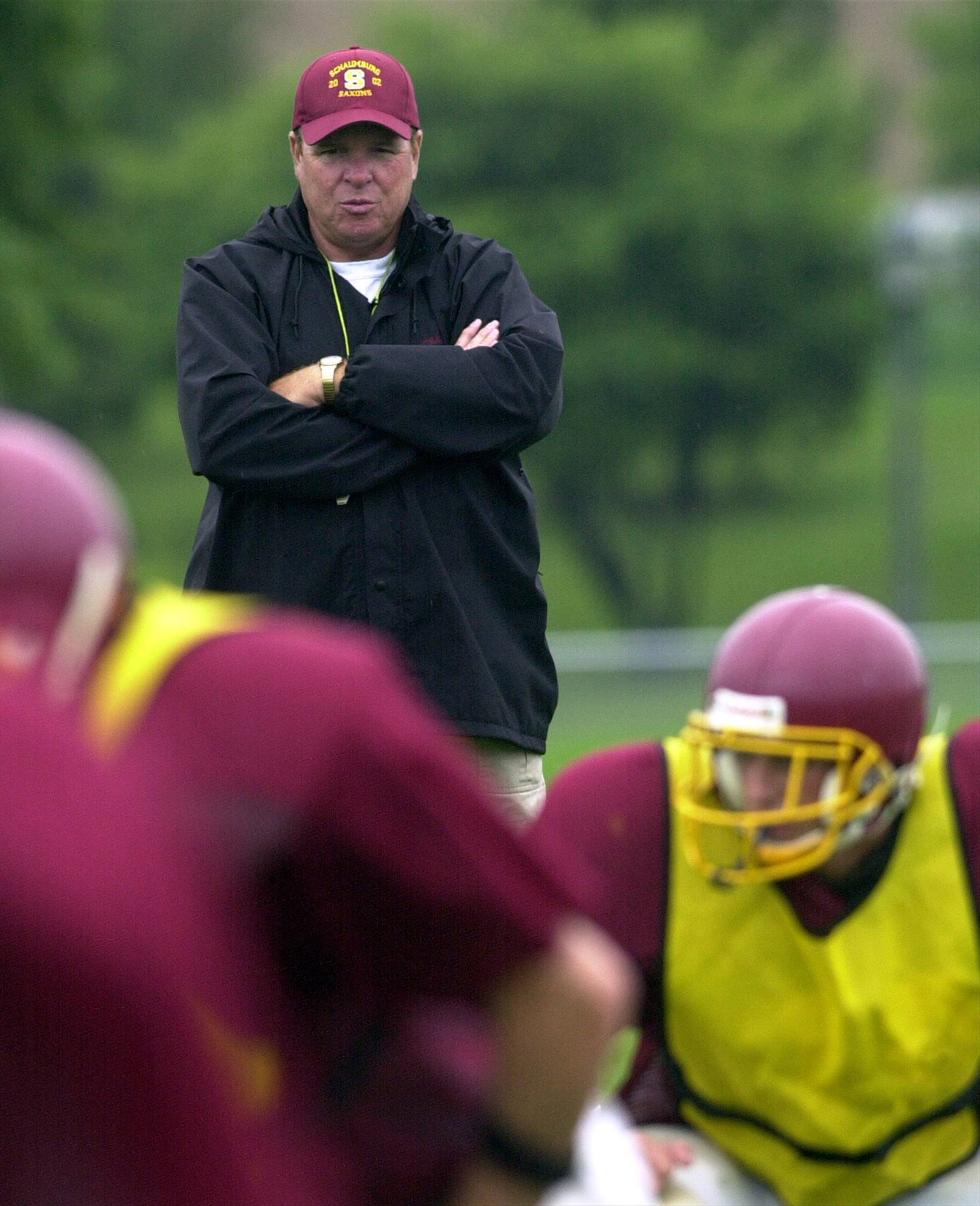 Former Schaumburg High School football coach Tom Cerasani passed away Sunday. He was 71.