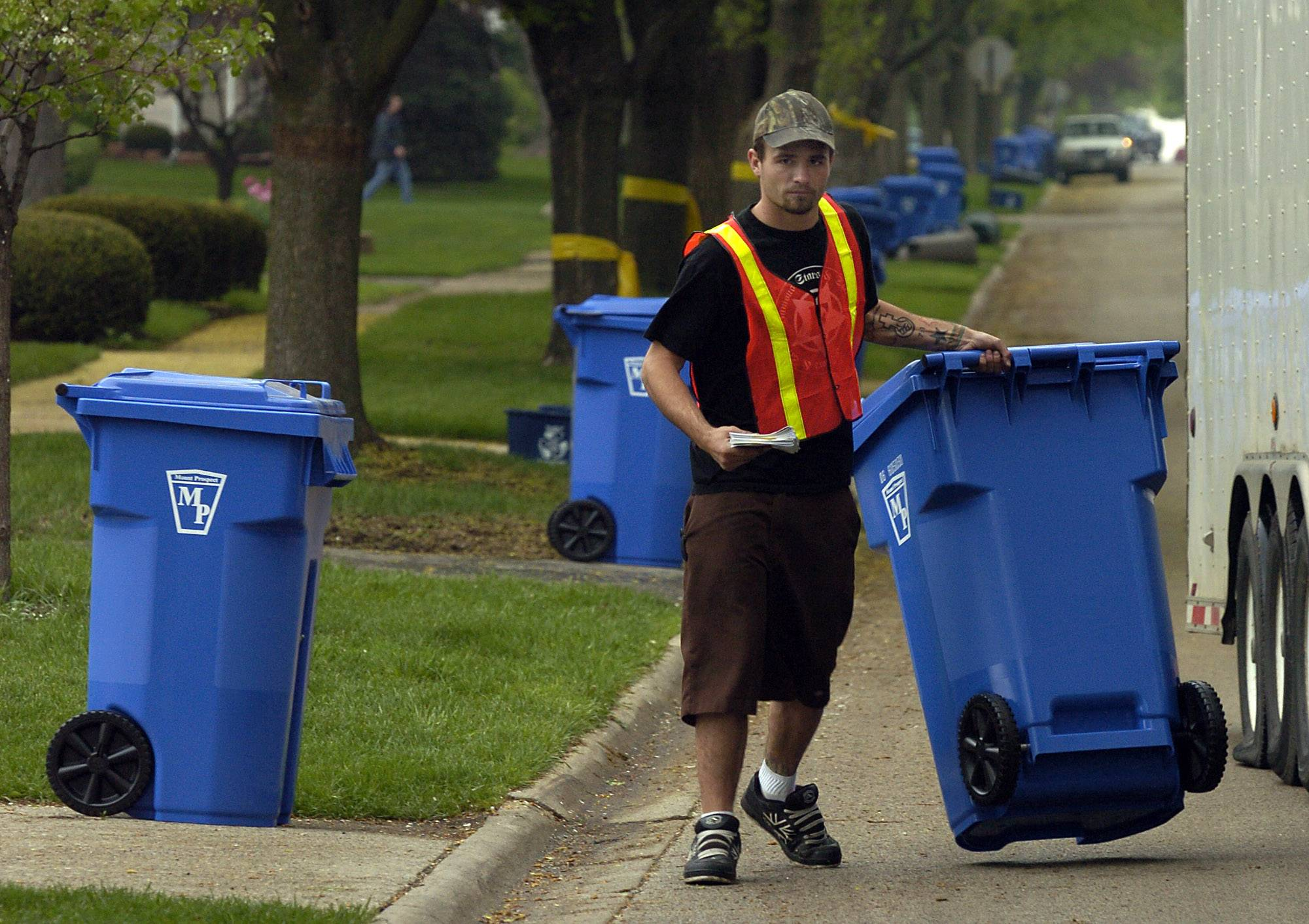 Editorial: Let's up our game on recycling