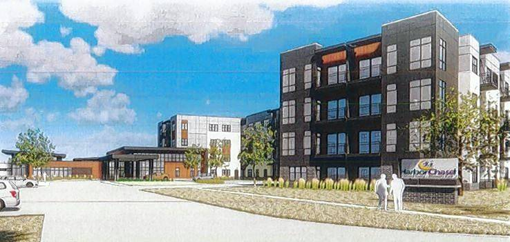 Assisted living facility pitched for Schaumburg's former Motorola campus