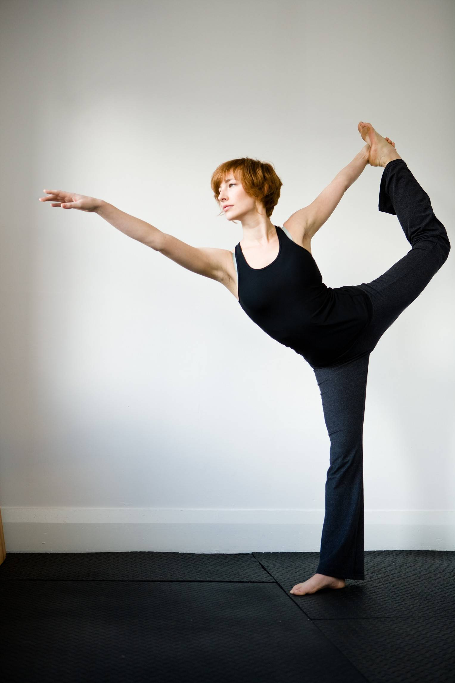 Yoga remains in the top 10 fitness trends, while Pilates has seen a dip in popularity.