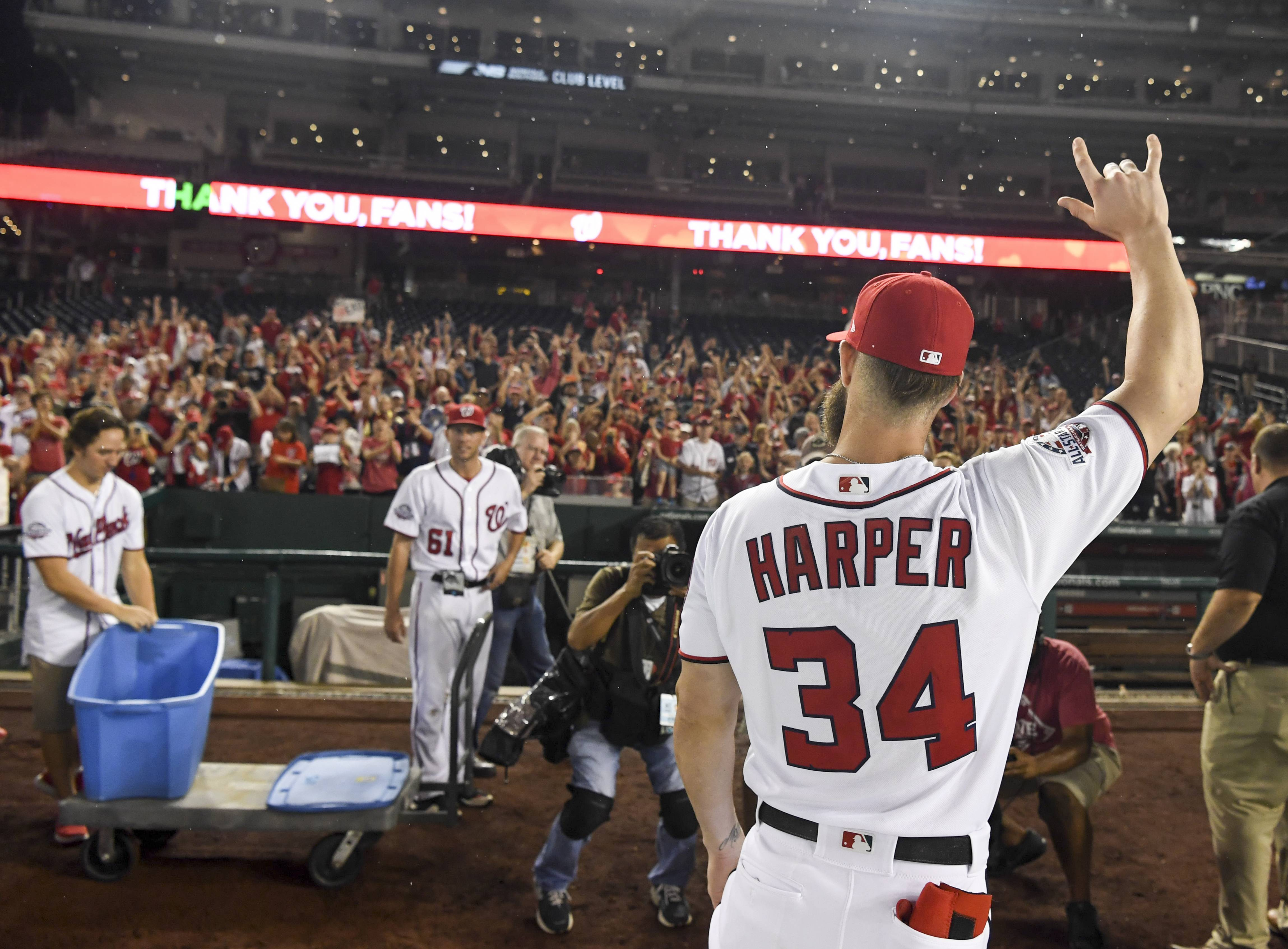 "It appears the Cubs pursuit of Bryce Harper is offically dead in the water. ""Not going to happen,"" manager Joe Maddon said when he was asked if the Cubs would sign Bryce Harper, per Jesse Rogers of ESPN."