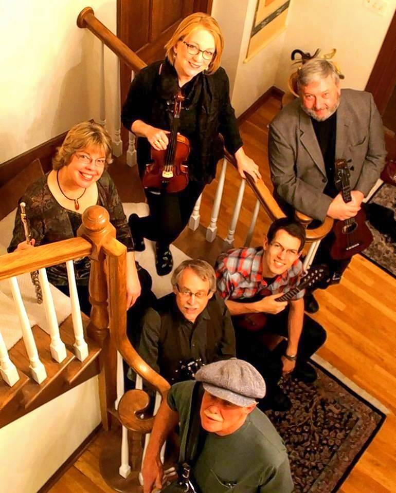 "Open the new year with The Ragged Rascals performance during the ""Music in the Gallery"" series on Sunday, Jan. 20, at The Norris in St. Charles."