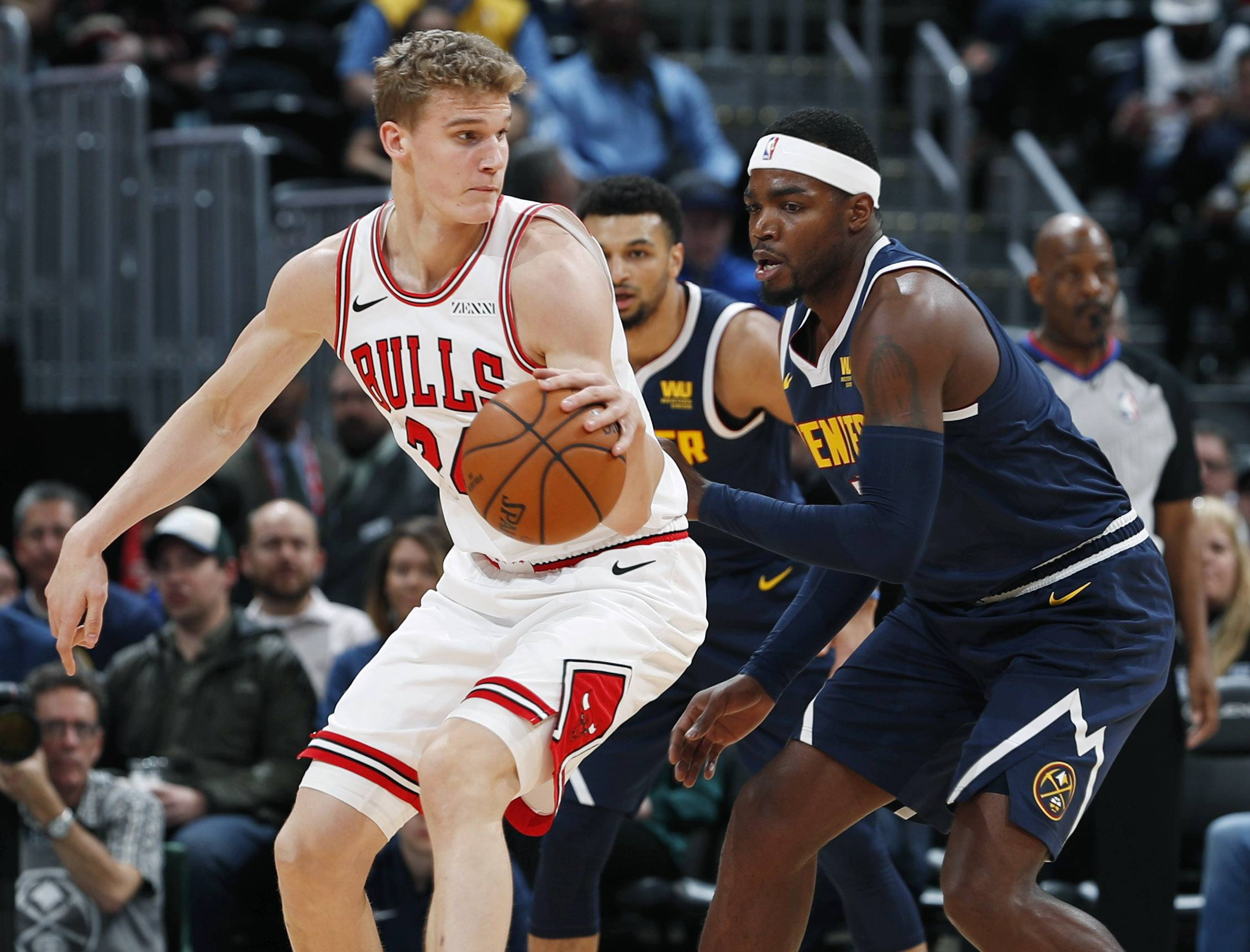 Losing streaks continue for Bulls in Denver