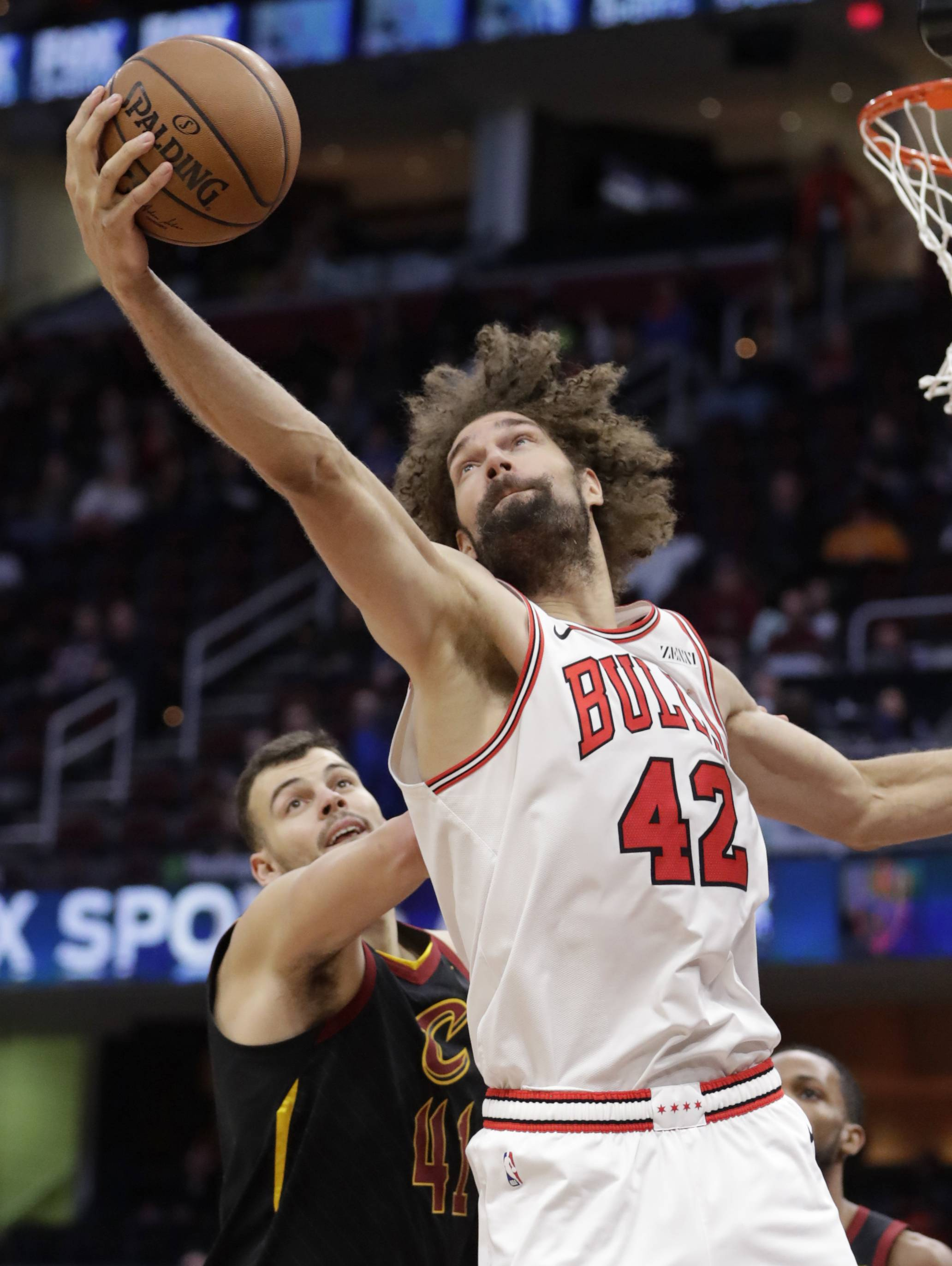Bulls trade for Anthony, snap 10-game losing streak