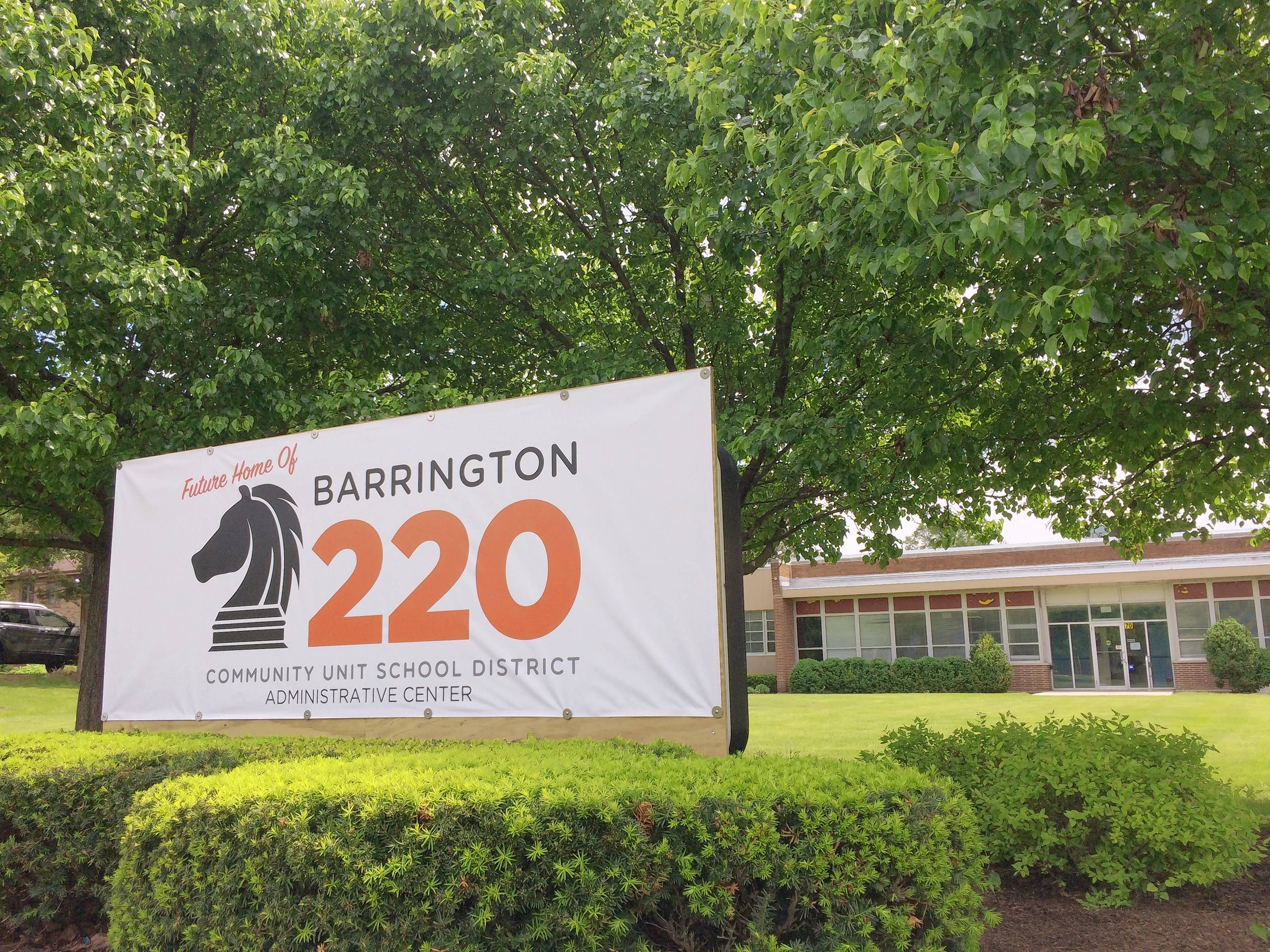 Barrington gives Dist. 220 the go-ahead on new HQ