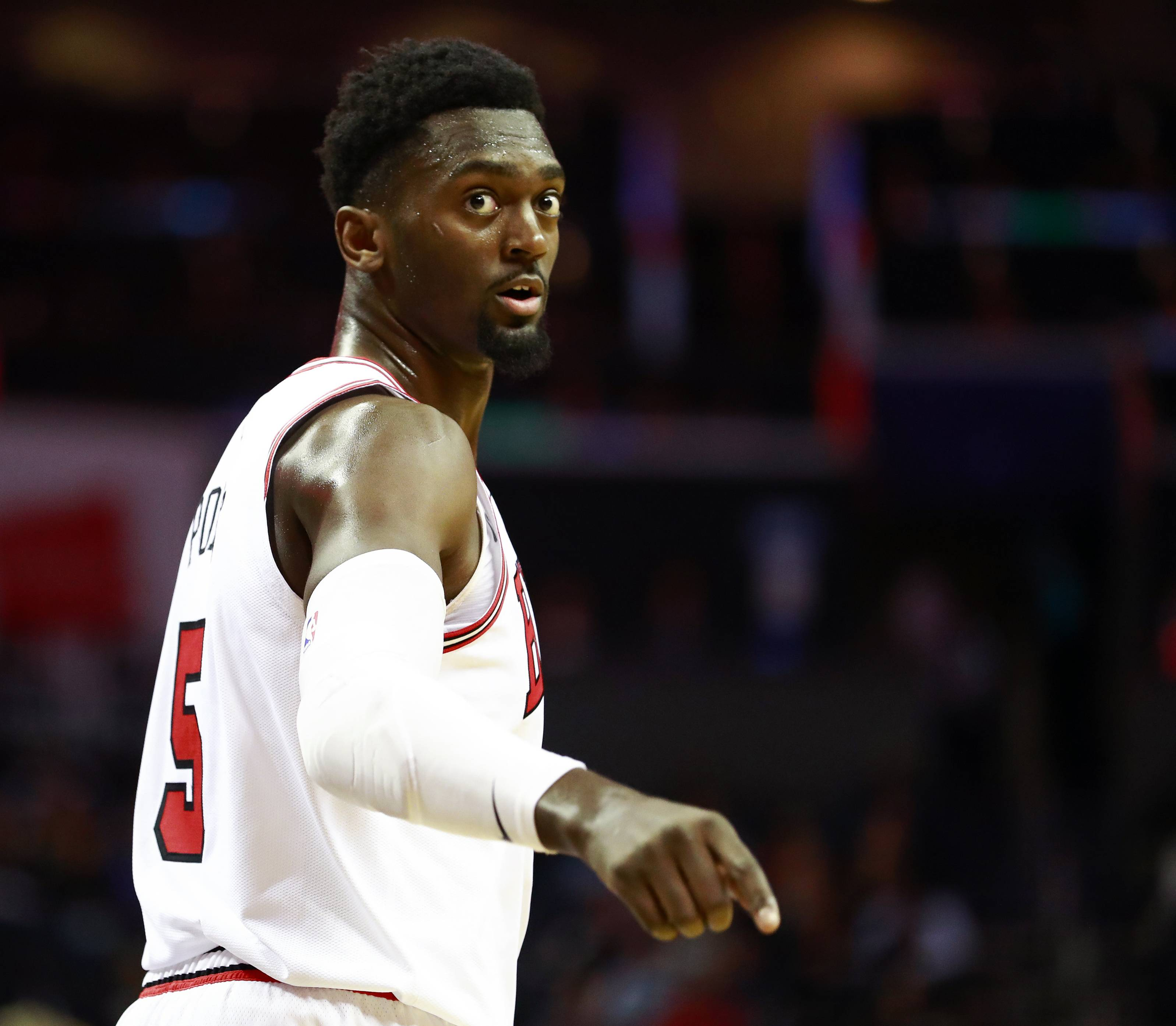 Bulls trade Portis, Parker to Wizards for Porter