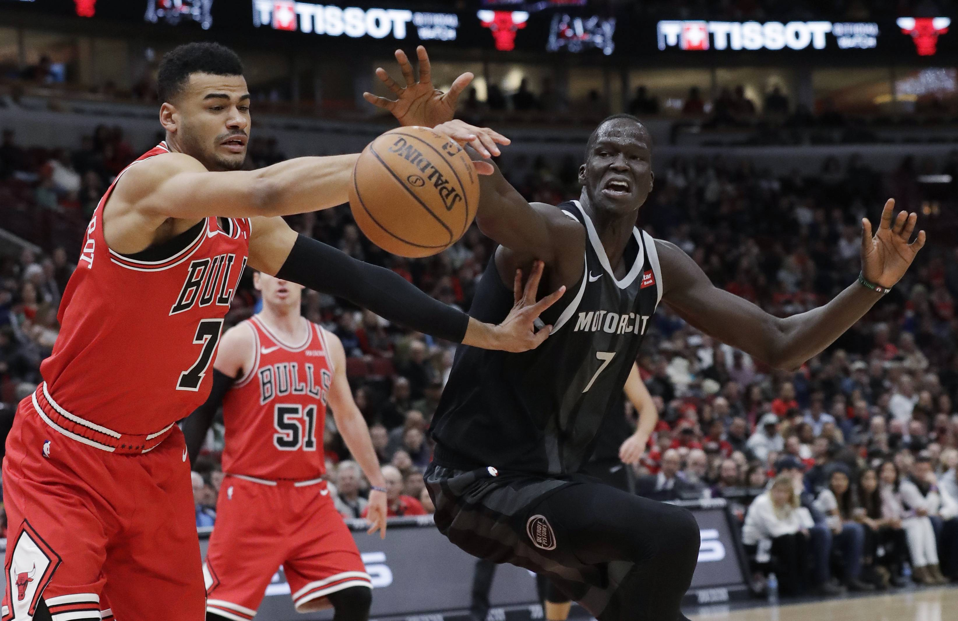 Bulls can't do much right now to fix depleted bench