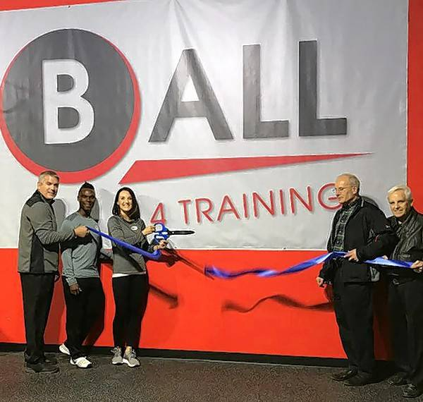 An expansion has been approved for private Palatine health club Ball4Training on Eric Drive. The club specializes in areas such as boot camps, yoga and personal training. This was part of the scene of an open house and grand opening in late 2017.
