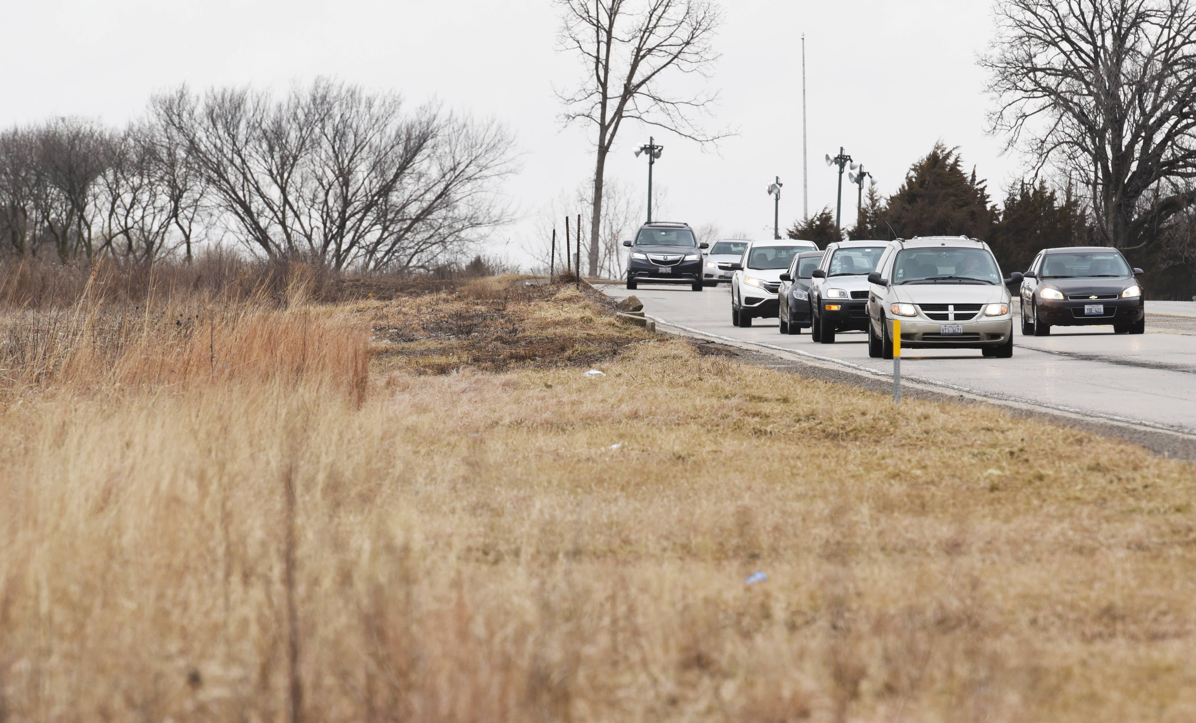 Libertyville plans to fight a recent court ruling in favor of the Archdiocese of Chicago, which sued the village regarding a proposed residential development on this property west of Butterfield Road and south of Lake Street.