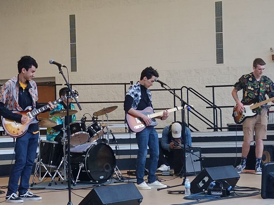 The Boys were the third-place winner at the Naperville Park District's 2018 Battle of the Bands. Entries for this year's competition are due by April 23.