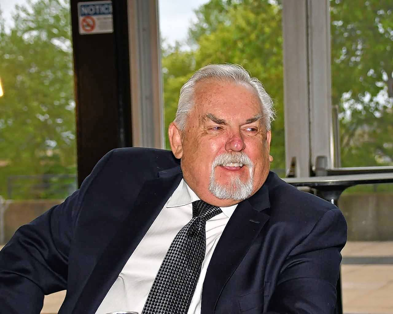 """Cheers"" star and Pixar voice performer John Ratzenberger spoke in Elgin Tuesday at the annual awards show put on by students and staff from South Elgin High School's Beacon Academy of Media and Digital Arts."