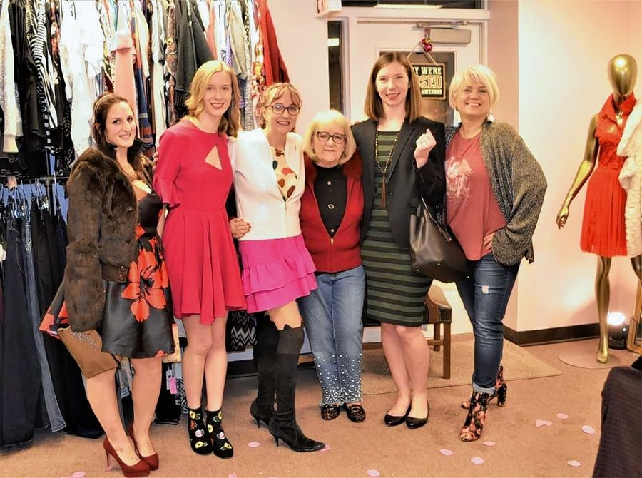"Paula's Couture Consignment in downtown Batavia sells clothing, accessories, gifts and home decor. ""Some of our items are up to 70 percent off,"" says owner Paula Mueller. ""Sizes range from 0 to 2X."""