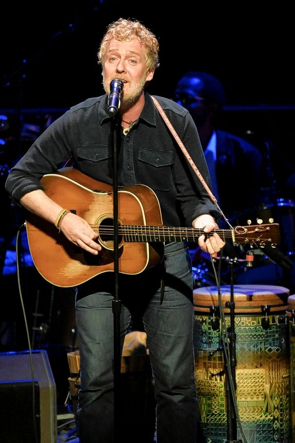 "Glen Hansard and his ""This Wild Willing Tour"" play the Chicago Theatre Friday, Sept. 6."