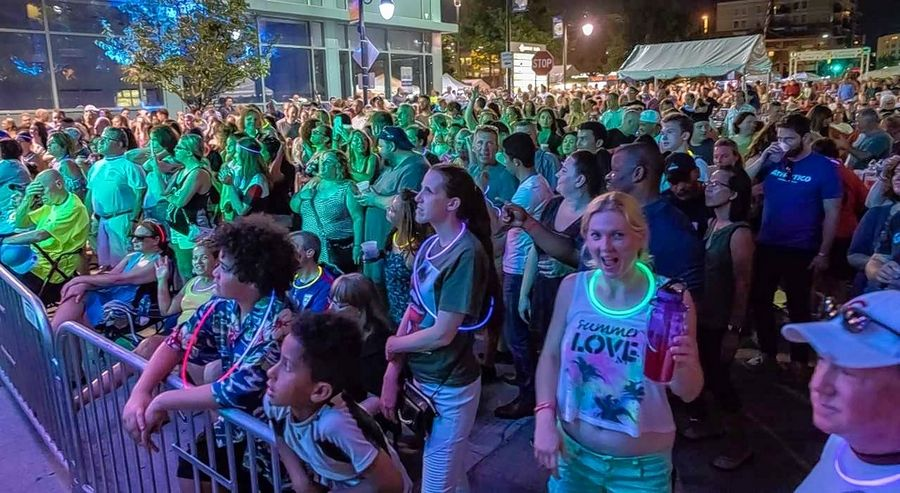 City alderman are considering a plan to move the Taste of Des Plaines festival from its traditional location downtown to another location. The move comes after a rash of complaints about traffic surrounding this year's festival.