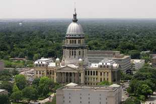 Lawmakers are back in Springfield this week for the final days of the fall veto session.
