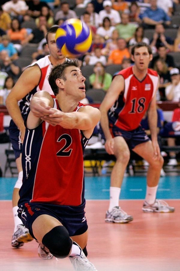 Sean Rooney, a 2001 Wheaton Warrenville South graduate, played on the U.S. national team from 2007 to 2014 and won a Gold Medal at the 2008 Olympics.