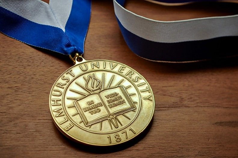 Every year, Elmhurst University presents the Founders Medal and Alumni Merit Awards. This year's event was celebrated in a Founders Recognition Evening video that premiered in late October.