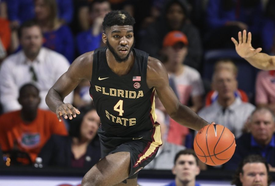 The Bulls took an unusual path in Wednesday's NBA draft. There are no examples in recent history of a top five pick posting low numbers and never starting a game, like Patrick Williams did at Florida State.