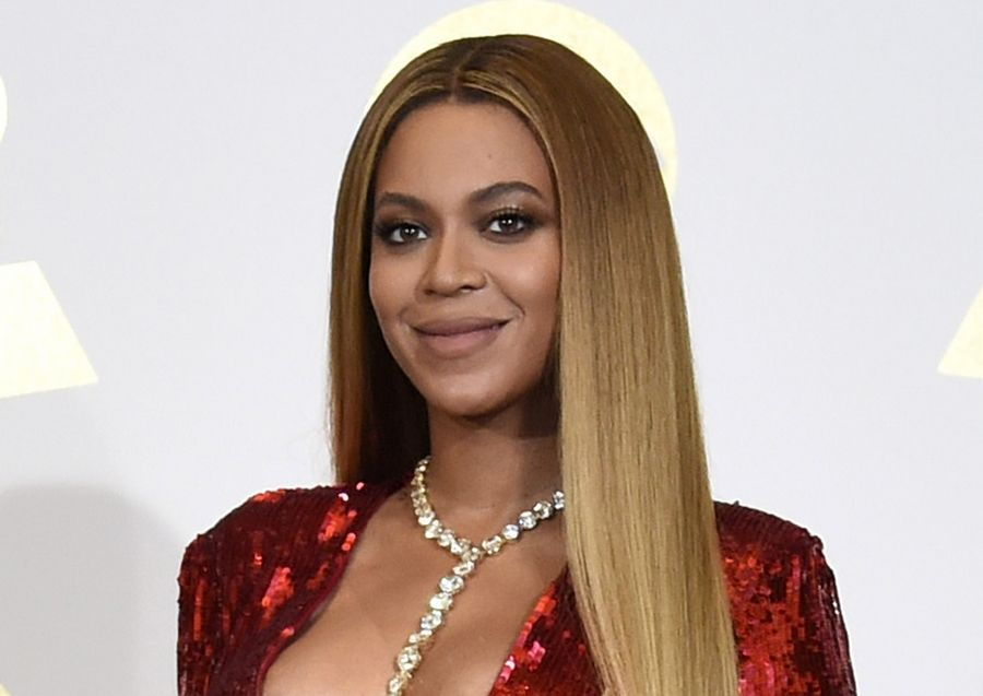 Beyonce scored multiple Grammy nominations Tuesday, making her the leading contender with nine.