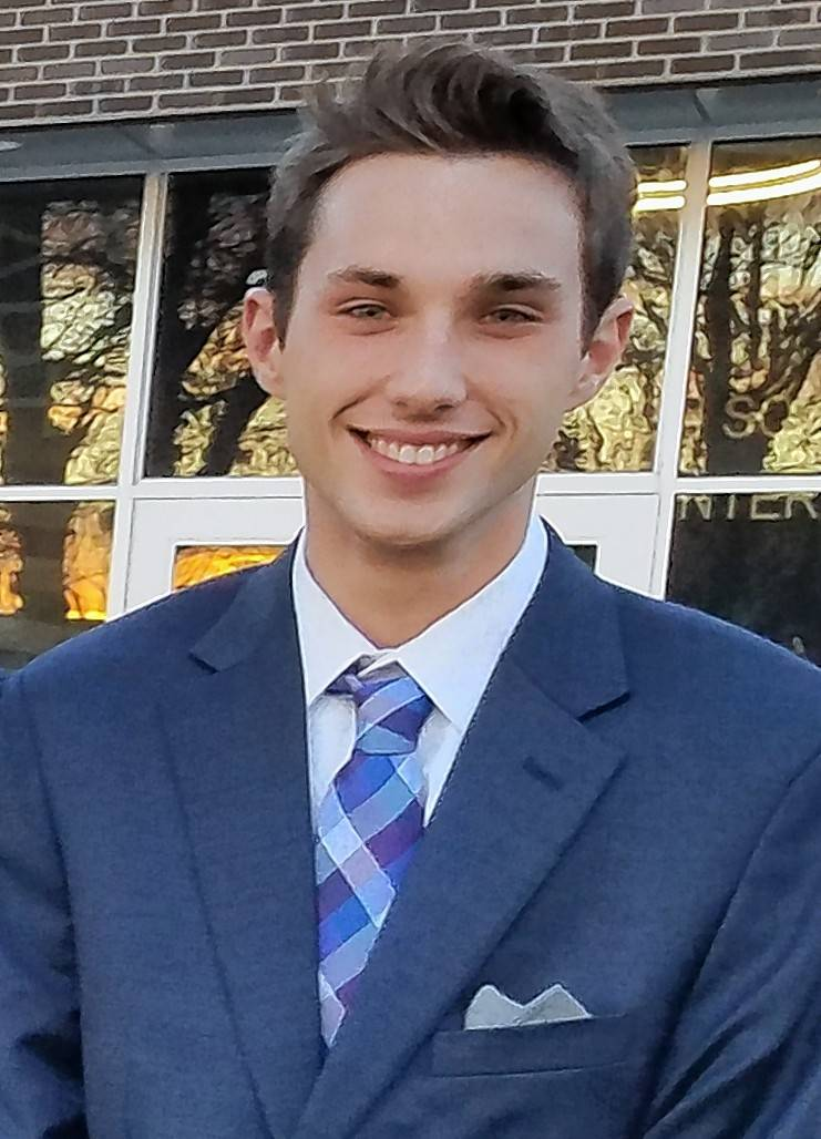 Cary-Grove High School senior Matt Ahmann has filed a federal lawsuit against the Crystal Lake High School District 155 school board saying school administrators stifled his First Amendment right to free speech.